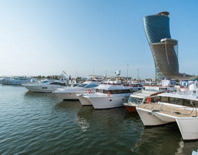 Abu Dhabi International Boat Show