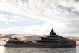 The Oceanco Esquel: Designed to Explore New Territories