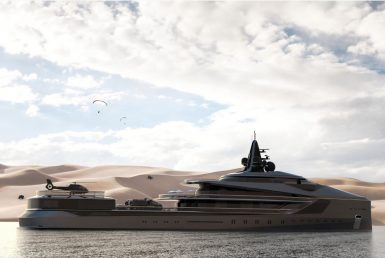 The Oceanco Esquel: Designed to Explore New Territories