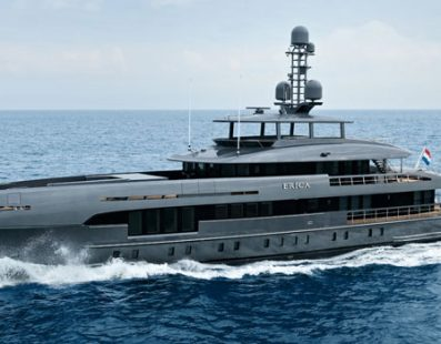 Heesen Delivers Project Boreas